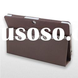 For Asus Eee Pad Transformer TF101 Black leather case