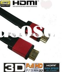 HIGH SPEED HDMI Cable 1.4v 3D 2160P 4K*2K metal shell