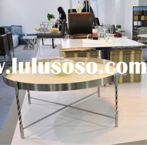High Quality Round Metal Coffee Table