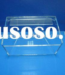 High quality Clear Acrylic Candy/Chocolate Bin,Acrylic Candy Box PHC-05
