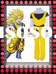 Hot sale Custom made Dragon Ball Costume