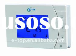 LCD Programmable Heat Pump Thermostat