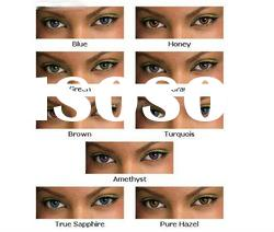 Natural Colors Contact Lens Soft Cosmetic Eye Contacts