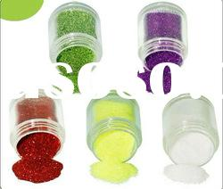 New Glitter Nail art Acrylic Powder / UV Gel set