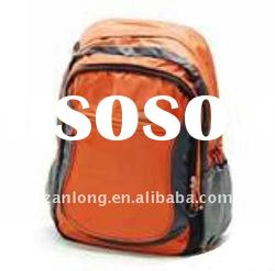 Newest Fashion Orange Teens School Backpack Bags