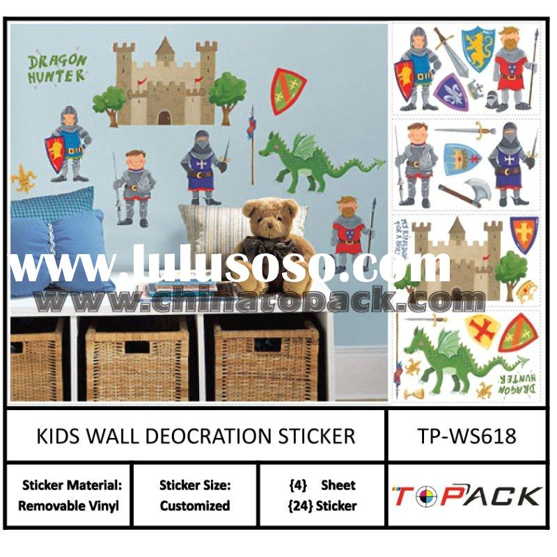 Nursery wall decals kids room decor