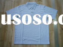 Quick Dry Wool Polo T-shirt