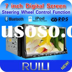 RL-201 double din car radio player stereo