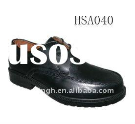 Red wing office safety shoes with steel toe
