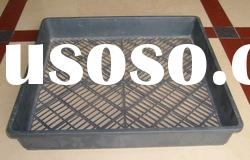 Square tray ( plastic flower pot )