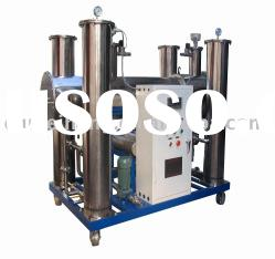 Stainless Steel Oil Removing and Water Filtration Machine