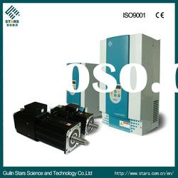 Stars permanent magnet ac synchronous motor