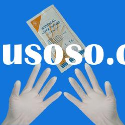 Sterile Latex Surgical Gloves(Rough Surface)