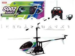 Syma s002 3ch mini helicopter