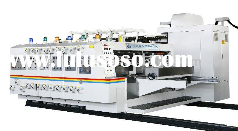 TPSD-1225 Full Servo Control Flexographic Printing Machine