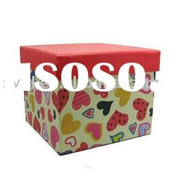 Wholesale Gift Boxes (outer art paper+rigid board+inner woodfree paper)