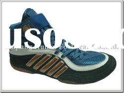 chinese fashion name brand wrestling shoes