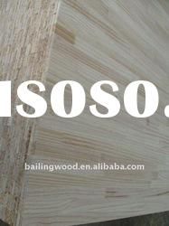 competitive price pine laminated wood for furniture