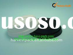 disposable plastic coffee cup lid for 12 16 20 oz cup