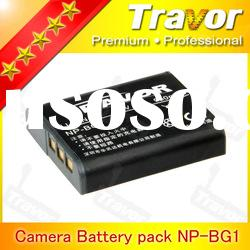 dslr battery pack for Sony NP-BG1 replacement