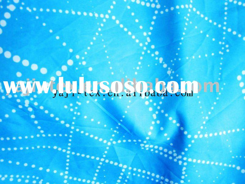 hot sale ultra printing polyester pongee lining fabric