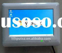 industrial touch screen panel pc with CE Certificate