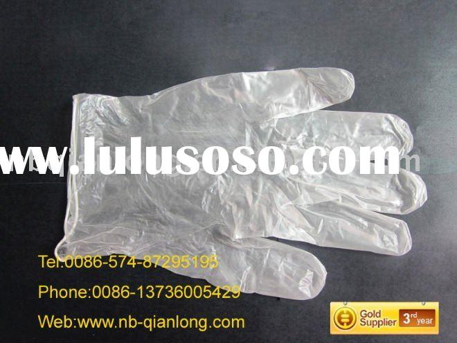 long surgical gloves disposable latex surgical gloves