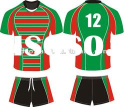 new custom design rugby jersey