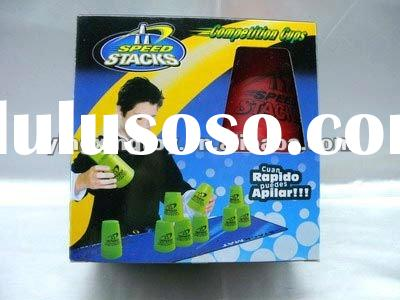 plastic speed stack cup
