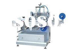 ribbon screen label printing press (JDZ-1030)