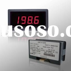 voltmeter Power supply DC 5V measuring AC voltage display 1999