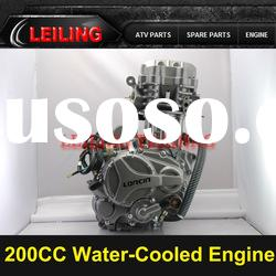 200cc Water Cooled ATV Engine,Loncin Engine,ATV Parts