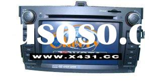 2011 The best price Special Car DVD Player for toyota corolla