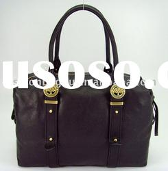 2011 latest designer! leather tote handbags many colors