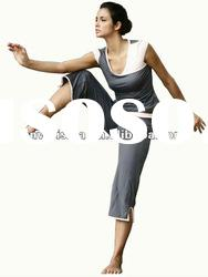 2012 Newest style yoga wear for ladies