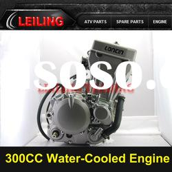 300cc Water Cooled ATV Engine,Loncin Engine,ATV Parts