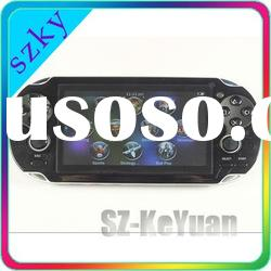 4.3 inch high speed TFT and touch screen game console and player