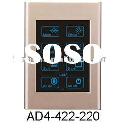 4 inch Lighting Dimmer Remote Control Touch Controller