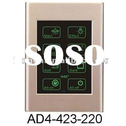 4 inch Remote Control Touch Screen Replacement Light Switch