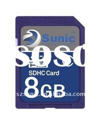 8gb sdhc memory card for digital tv, camera,gps, card dv use ! Best quality with cheapest offer !