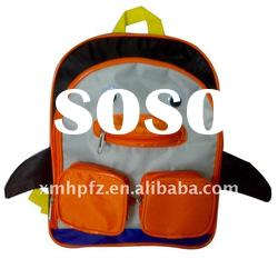 Animal Backpack And Cartoon Picture Of School Bag