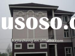 Artificial stone of exterior wall panel