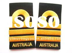 Australia Embroidered Military Epaulet