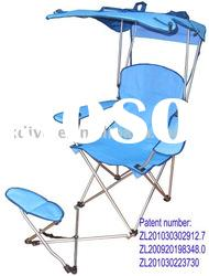 Oversized Canopy Armchair With Footrest For Sale Price