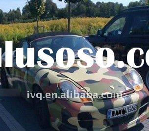 Camouflage 3D carbon car sticker, car wrap film,car film (air bubble free), 1,52m*30m