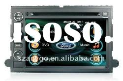 Car DVD GPS navigation Audio & Video System for Ford Fusion