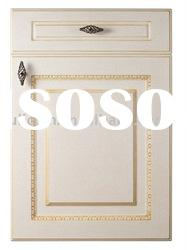 Country style PVC kitchen cabinet door