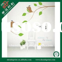 Decorative Removable Vinyl Wall Sticker SDW-110006
