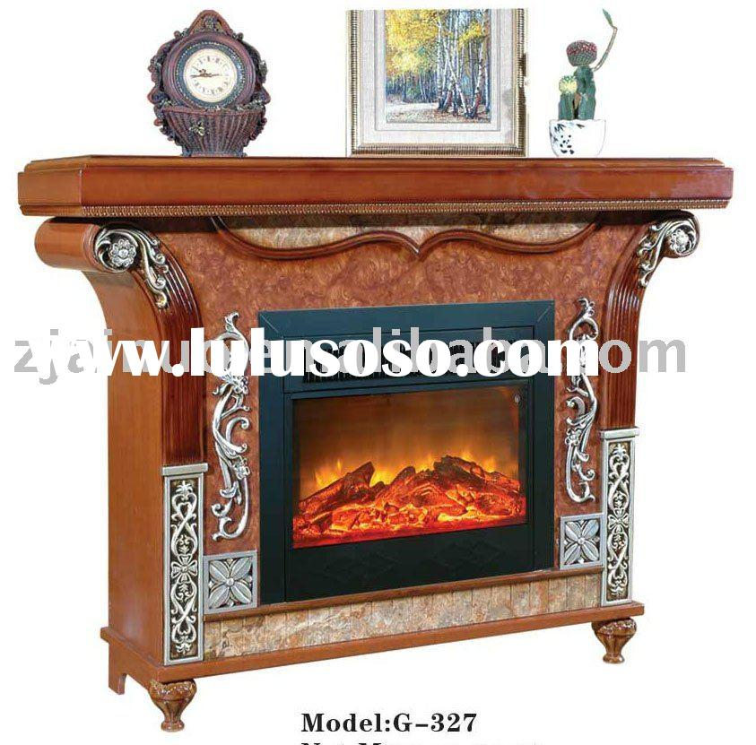 Tv Stand Electric Fireplace With Mantel For Sale Price