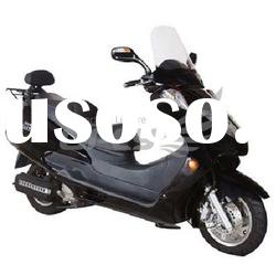 EPA DOT Approved Gas Motor Scooter Equipped with 4 Stoke 250cc Engine WZMS2507EPA